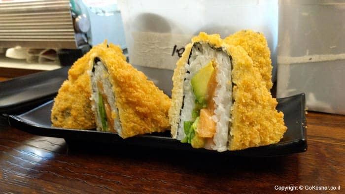 סנדוויץ' סושי