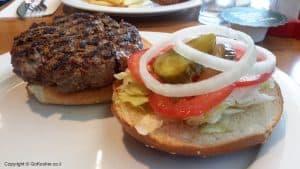 המבורגר אגאדיר 330 גרם