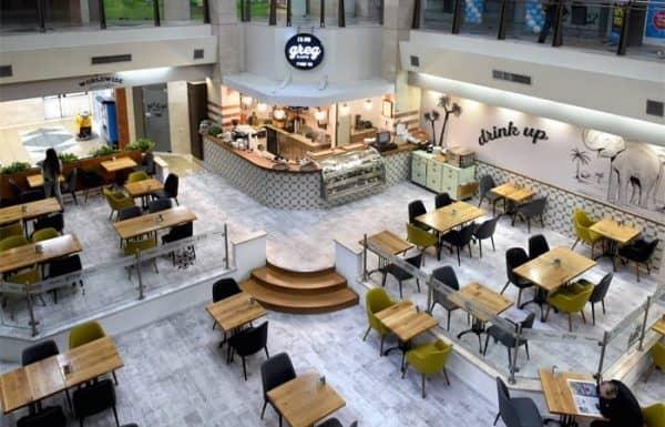 קפה גרג בקניון ביאליק ברמת גן – מסעדה איטלקית כשרה למהדרין