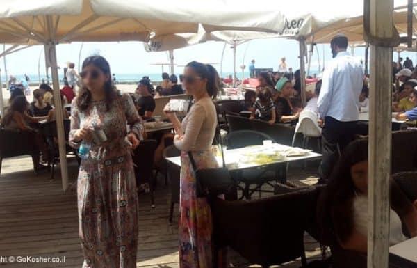 קפה גרג בנמל תל אביב – מסעדה איטלקית כשרה למהדרין