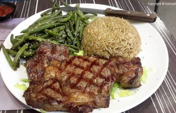"""לה קאזה – מסעדת בשרים מעולה בהשגחת בד""""צ העדה החרדית"""