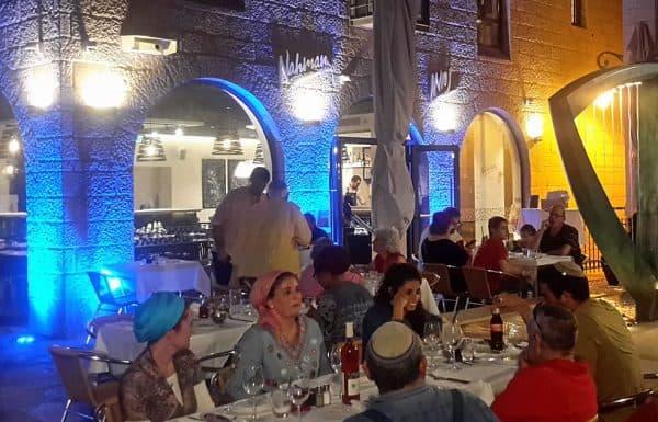 נחמן – מסעדה איטלקית מהדרין בכיכר המוסיקה