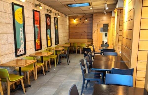 סאם בייגלס בגאולה – בייגלים, סלטים וגם ארוחות בוקר בהכשר הרב רובין