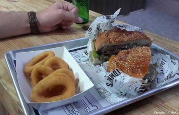 טומיס בירושלים – המבורגרים ומאכלי רחוב (מהדרין)